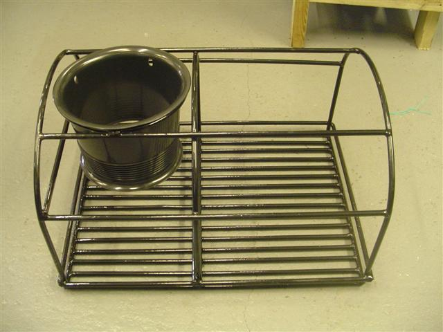 Plast coated Pot Frames
